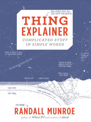 cover image of Thing Explainer
