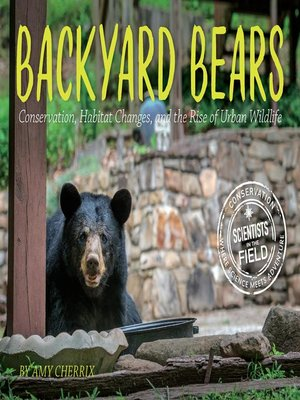 cover image of Backyard Bears