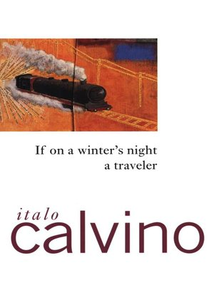 cover image of If on a winter's night a traveler