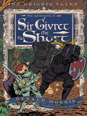 cover image of The Adventures of Sir Givret the Short