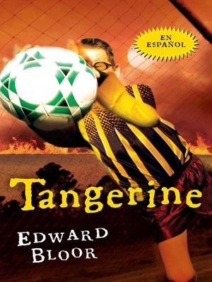 cover image of Tangerine, Spanish Edition