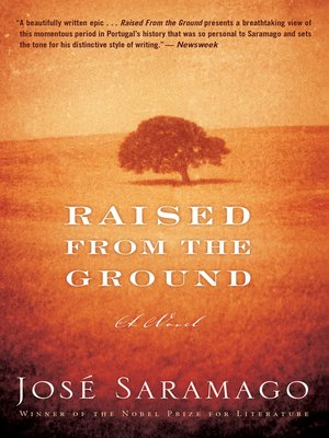 cover image of Raised from the Ground