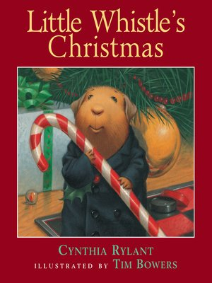cover image of Little Whistle's Christmas