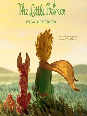 cover image of The Little Prince Read-Aloud Storybook