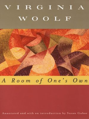cover image of A Room of One's Own (Annotated)