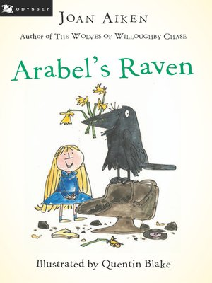 cover image of Arabel's Raven