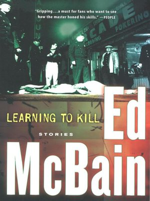 cover image of Learning to Kill