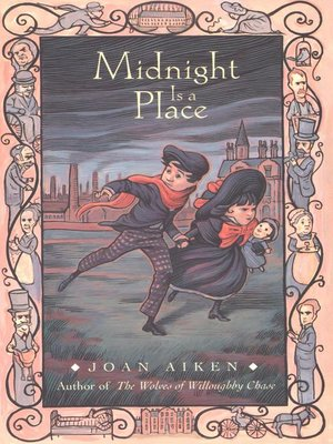 cover image of Midnight is a Place