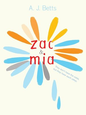 cover image of Zac and Mia