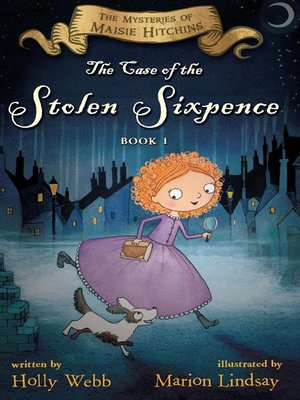 cover image of The Case of the Stolen Sixpence