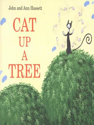 cover image of Cat Up a Tree