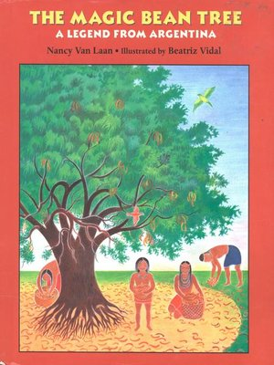 cover image of The Magic Bean Tree