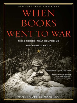 cover image of When Books Went to War