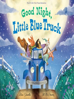 cover image of Good Night, Little Blue Truck