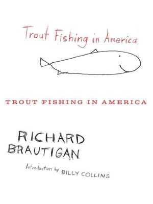 cover image of Trout Fishing in America
