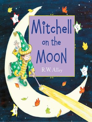 cover image of Mitchell on the Moon