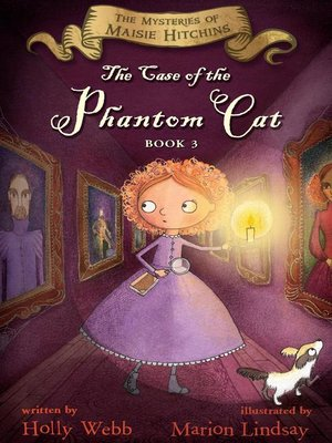 cover image of The Case of the Phantom Cat