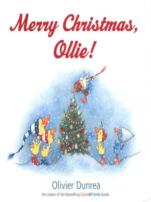 cover image of Merry Christmas, Ollie!