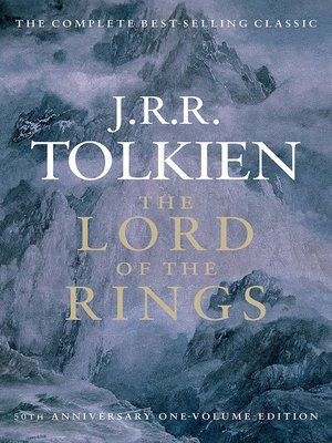 cover image of The Lord of the Rings