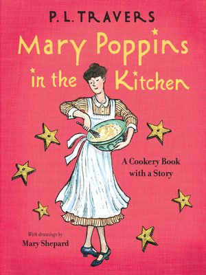 cover image of Mary Poppins in the Kitchen