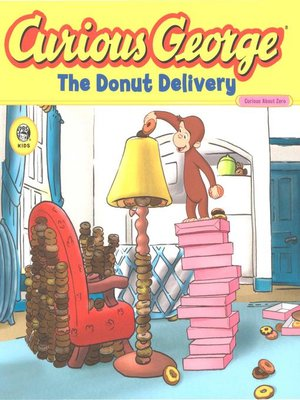 cover image of The Donut Delivery
