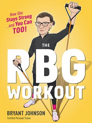 cover image of The RBG Workout