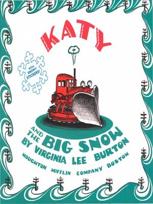 cover image of Katy and the Big Snow