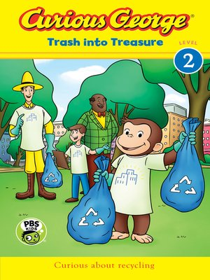 cover image of Trash into Treasure (CGTV Reader)
