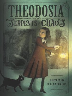 cover image of Theodosia and the Serpents of Chaos