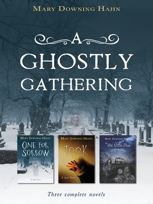 cover image of A Ghostly Gathering