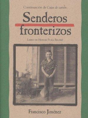 cover image of Senderos fronterizos