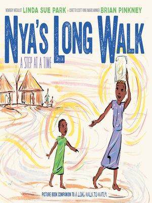 cover image of Nya's Long Walk