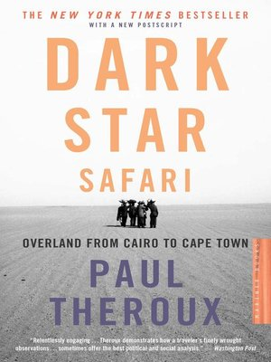 cover image of Dark Star Safari