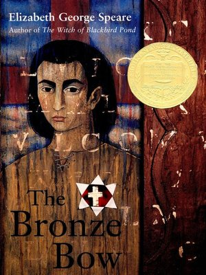 cover image of The Bronze Bow