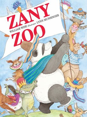 cover image of Zany Zoo