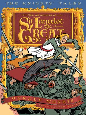 cover image of The Adventures of Sir Lancelot the Great