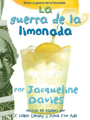 cover image of La guerra de la limonada