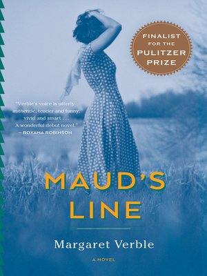 cover image of Maud's Line