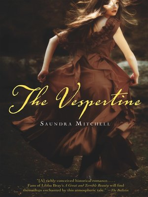 cover image of The Vespertine