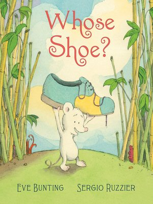 cover image of Whose Shoe?