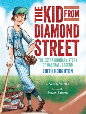 The Kid from Diamond Street by Audrey Vernick