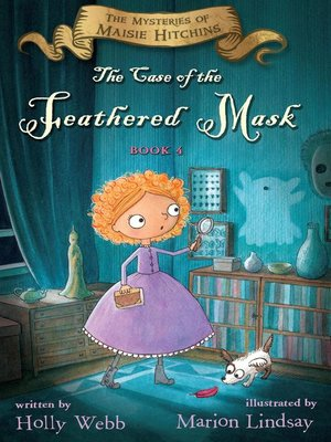 cover image of The Case of the Feathered Mask
