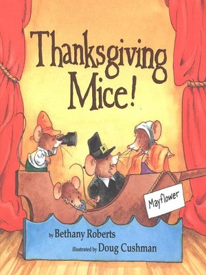cover image of Thanksgiving Mice!
