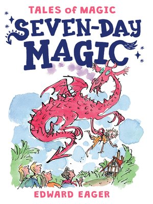cover image of Seven-Day Magic