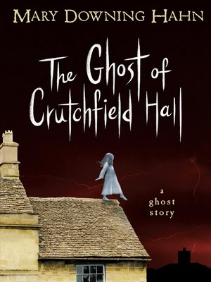 cover image of The Ghost of Crutchfield Hall