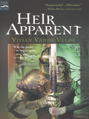 cover image of Heir Apparent