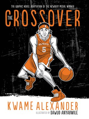 cover image of The Crossover Graphic Novel