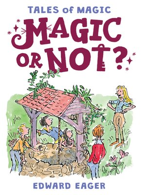 cover image of Magic or Not?