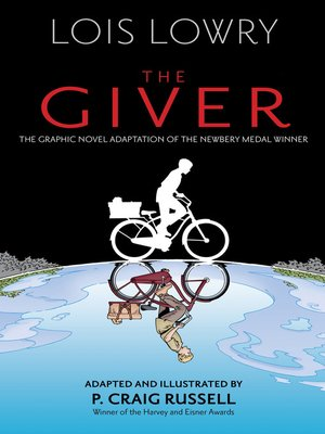 cover image of The Giver (Graphic Novel)