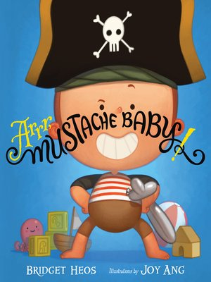 cover image of Arrr, Mustache Baby!